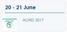 ACRID 2017