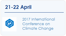 2017 International Conference on Climate Change