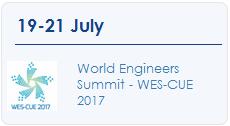 World Engineers Summit � WES-CUE 2017