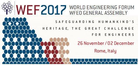 World Engineering Forum - WEF 2017