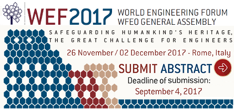World Engineering Forum - WEF 2017