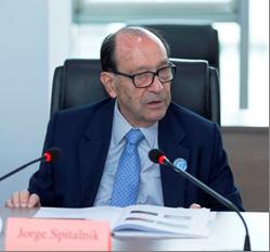 Presentation by Jorge Spitalnik