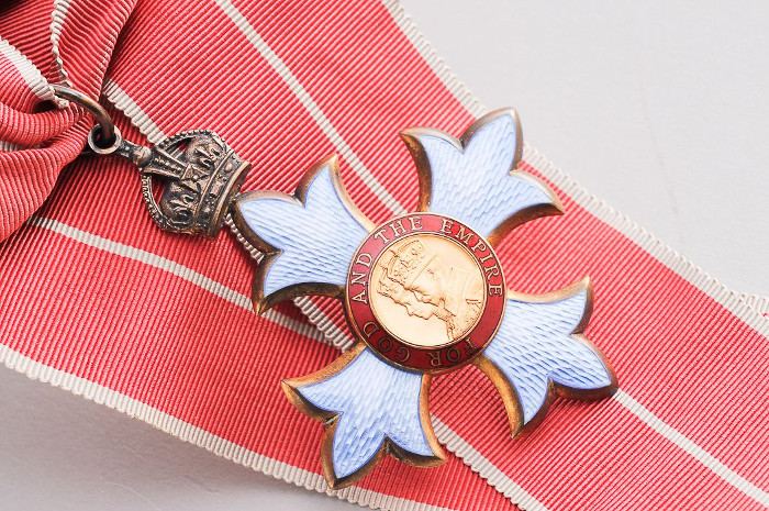 Prof Haro Bedelian awarded Commander of the Order of the British Empire