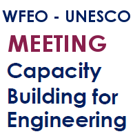 Presentation by WFEO on Capacity Building for Engineering to UNESCO Member Delegations