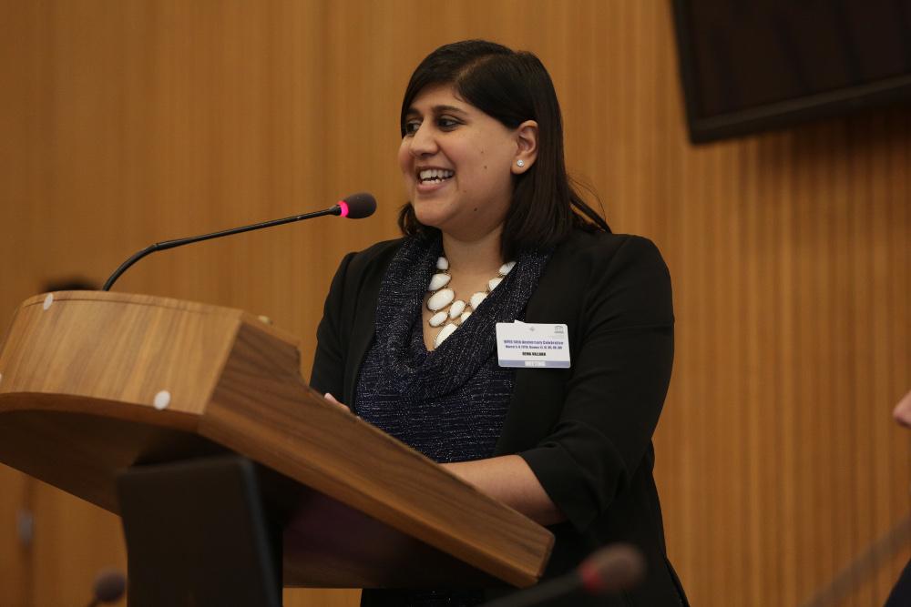 Ms. Hema Vallabh, Co-founder WomEng, WFEO Associate