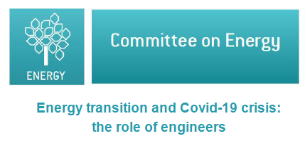 WFEO Committee on Energy symposium: Energy transition and Covid-19 crisis: the role of engineers
