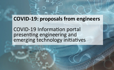 COVID-19: proposals from engineers