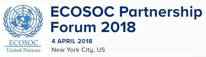 ECOSOC Partnership Forum