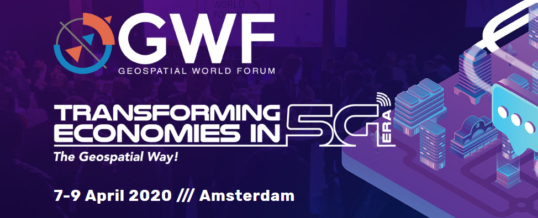 Geospatial World Forum 2020