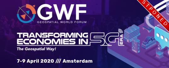 Geospatial World Forum 2020