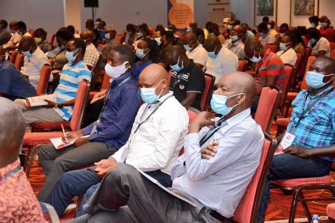 Delegates at the IEK Conference in Mombasa