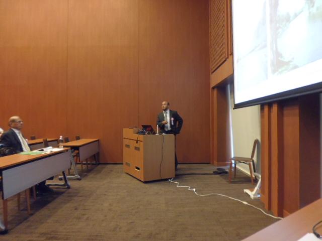 Dr. Saber's talk