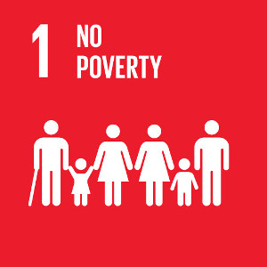 Goal 1: End poverty in all its forms everywhere