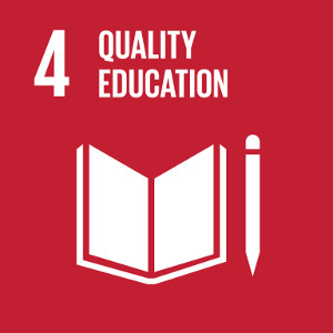 Goal 4: Ensure inclusive and quality education for all and promote lifelong learning