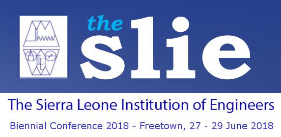 Sierra Leone Institution of Engineers Biennial Conference 2018