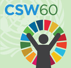 WFEO at the UN CSW60 – Commission on the Status of Women