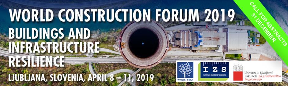 World Construction Forum 2019 - WCF 2019