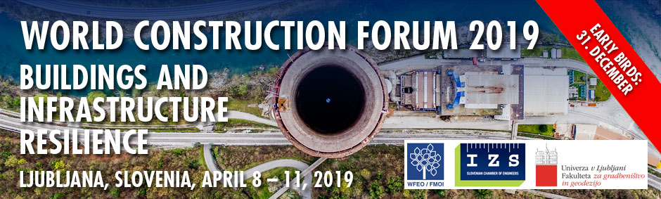 World Construction Forum 2019 - WCF 2019