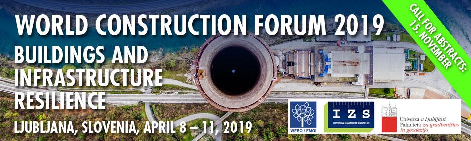 World Construction Forum 2019 - WCF2019