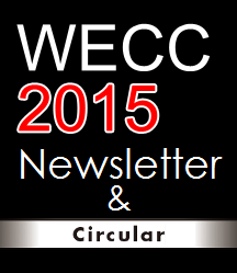 WECC 2015 Newsletters and Circulars
