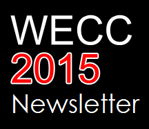 WECC 2015 Newsletter 4
