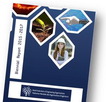 WFEO Biennial Report 2015-2017