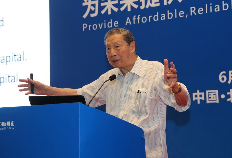 Mr. Yu-Shi Mao