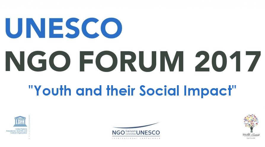 WFEO at the UNESCO NGO Forum 2017