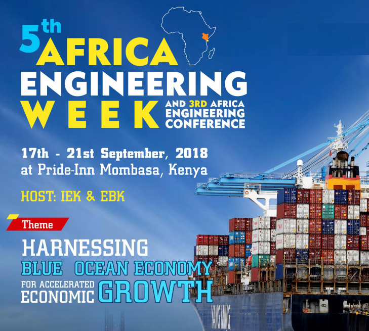 Africa Engineering Week 2018 / Africa Engineering Conference