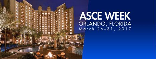 ASCE Week 2017