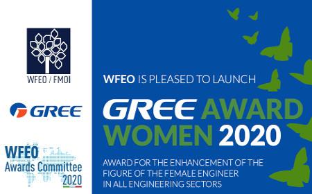 WFEO GREE Women in Engineering Award