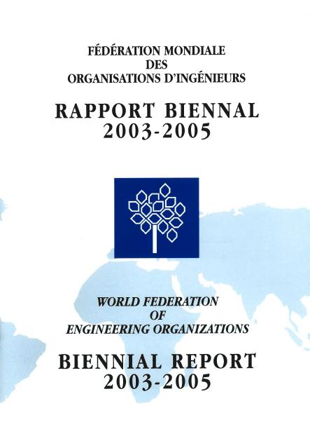 Biennial Report 2003-2005
