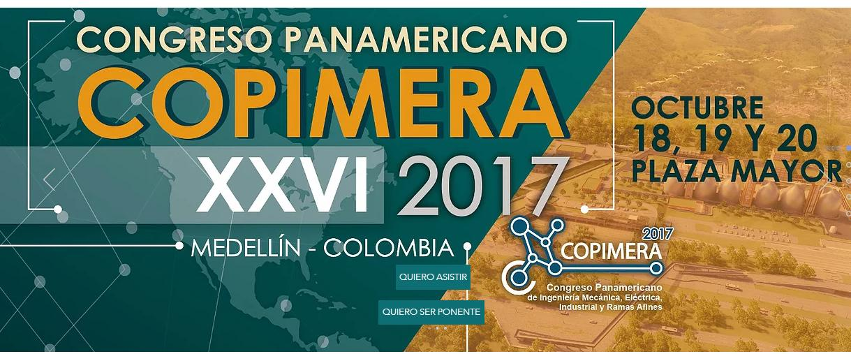 26th Panamerican Congress Copimera 2017