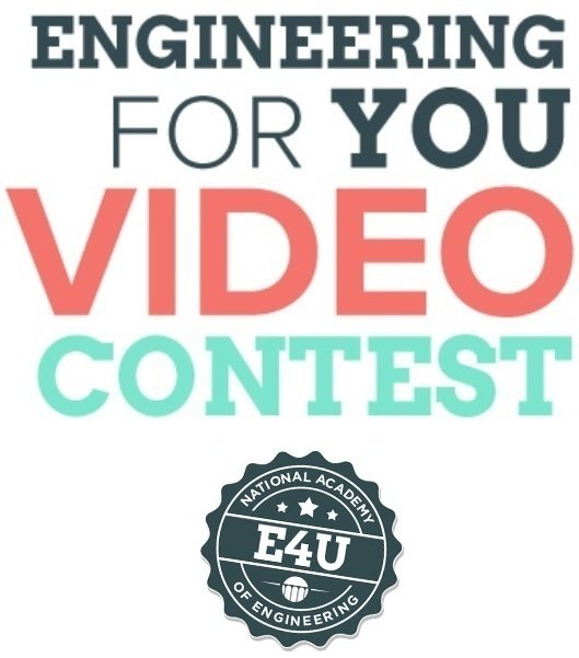 Engineering For You Video Contest - Celebrating the 50th Anniversary of the National Academy of Engineering