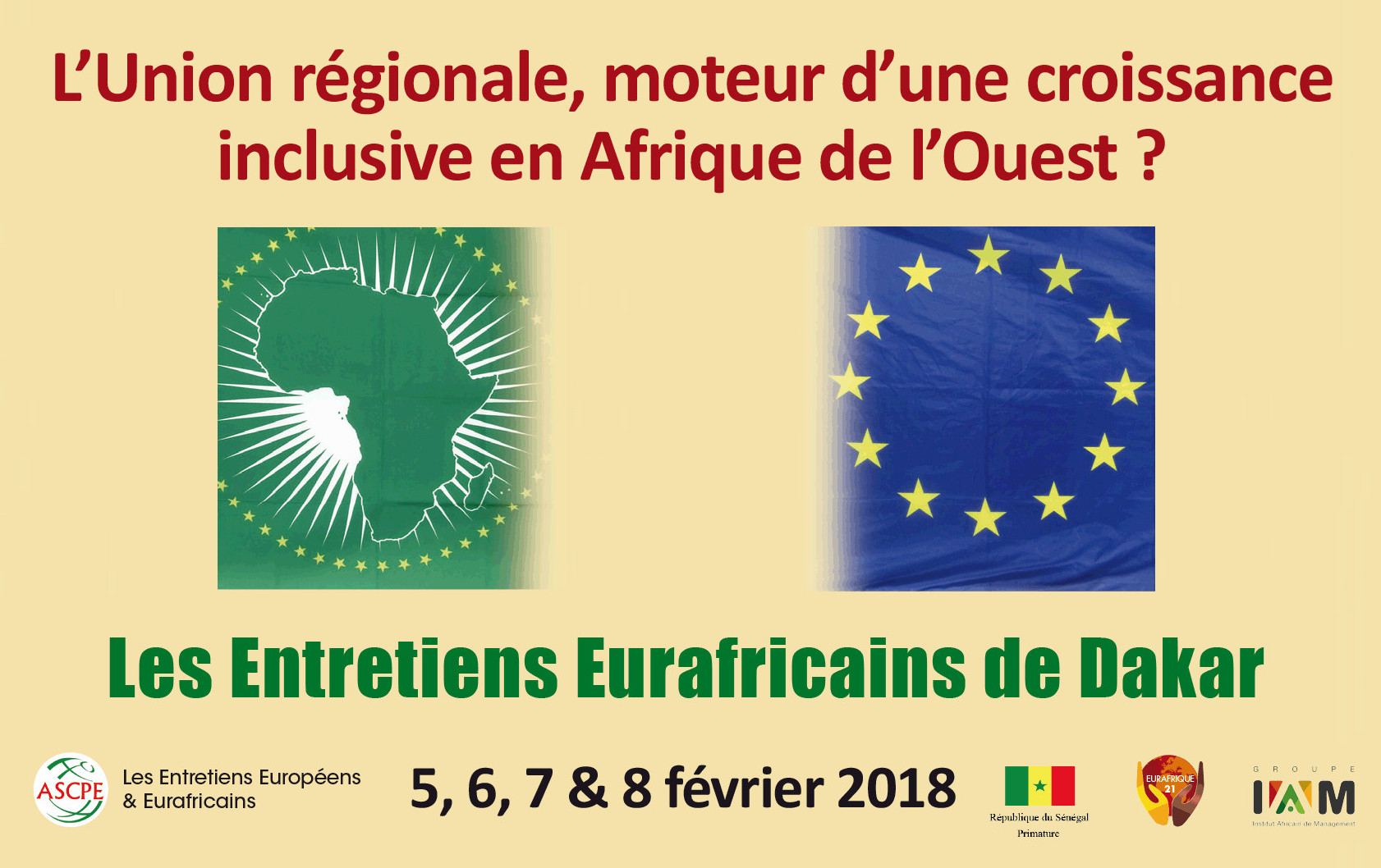 Report on the National Union of Engineers Organizations of Senegal (UNISEN) at the Entretiens Eurafricains of Dakar