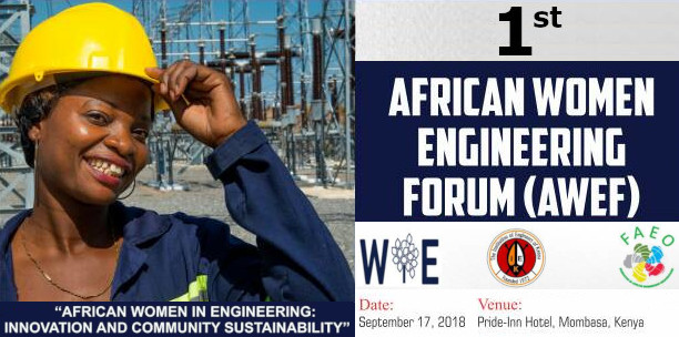 First African Women Engineering Forum
