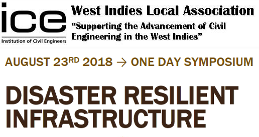 ICEWILA Disaster Resilient Infrastructure Symposium 2018
