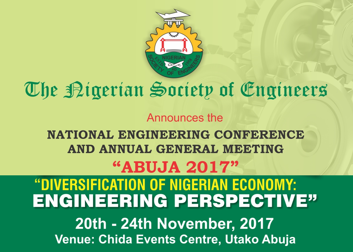 NSE 2017 National Engineering Conference and Annual General Meeting