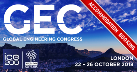 Global Engineering Congress 2018 - GEC2018