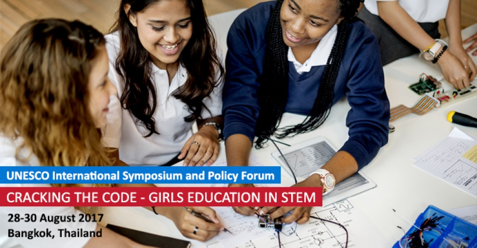 UNESCO International Symposium and Policy Forum - Cracking the Code: Girls Education in STEM