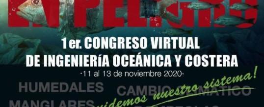 Primer Congreso Panamericano Virtual de Ingeniería Oceánica y Costera