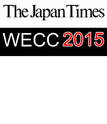 The Japan Times special report on the WECC2015
