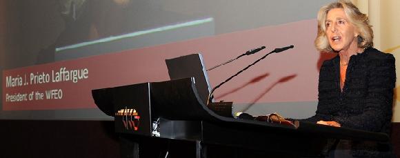 Maria J Prieto Laffargue on WEC 2011