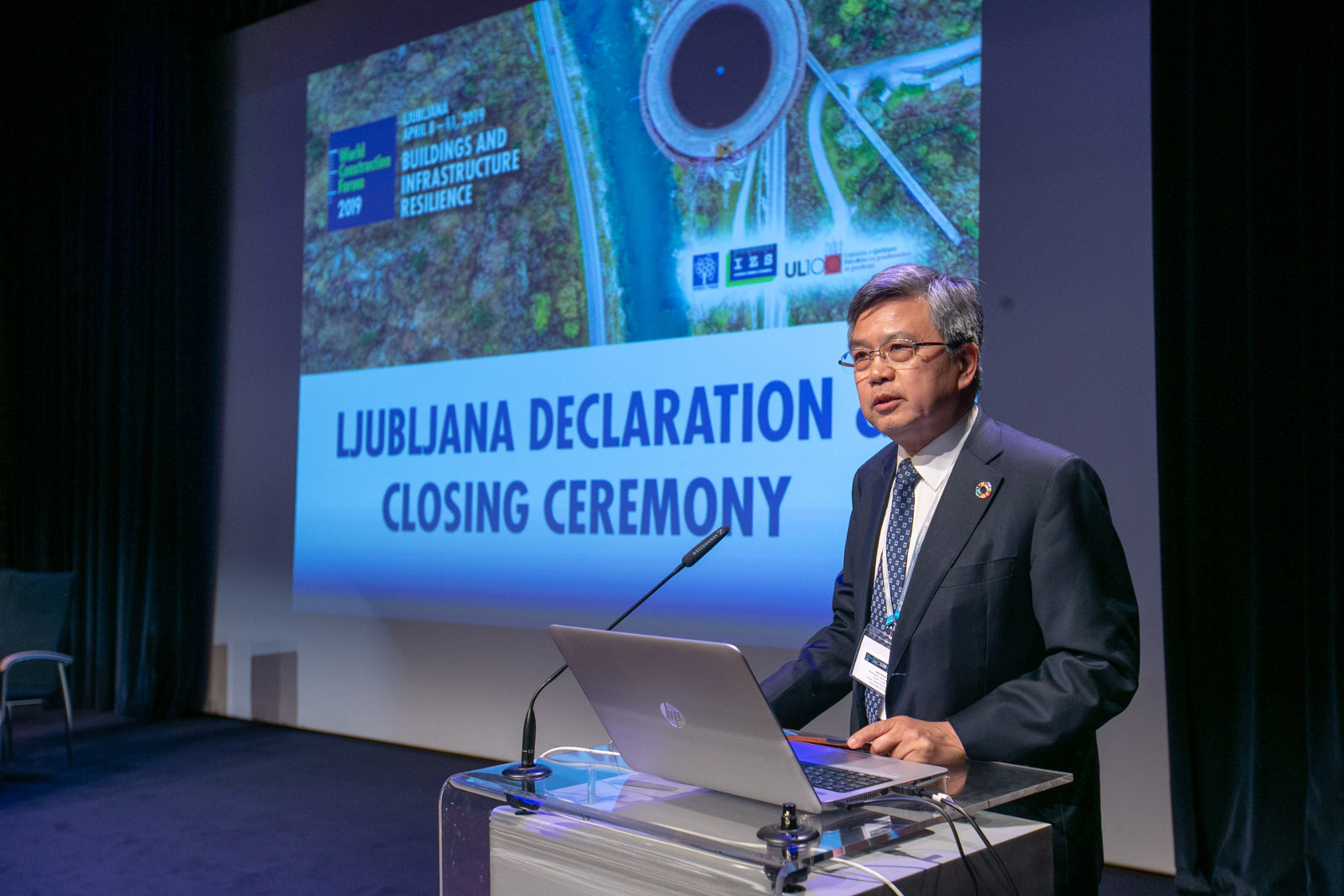 World Construction Forum 2019 in Ljubljana was a success