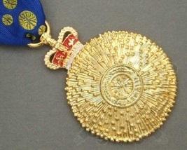 Membership of the order of Australia
