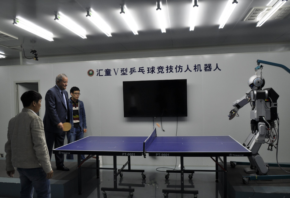 Marwan Abdelhamid visited the Beijing Institute of Technology (BIT)