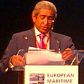 President Al-Kharafi attends the European Maritime Day in Sweden