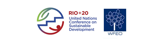 Report on the WFEO participation at RIO+20