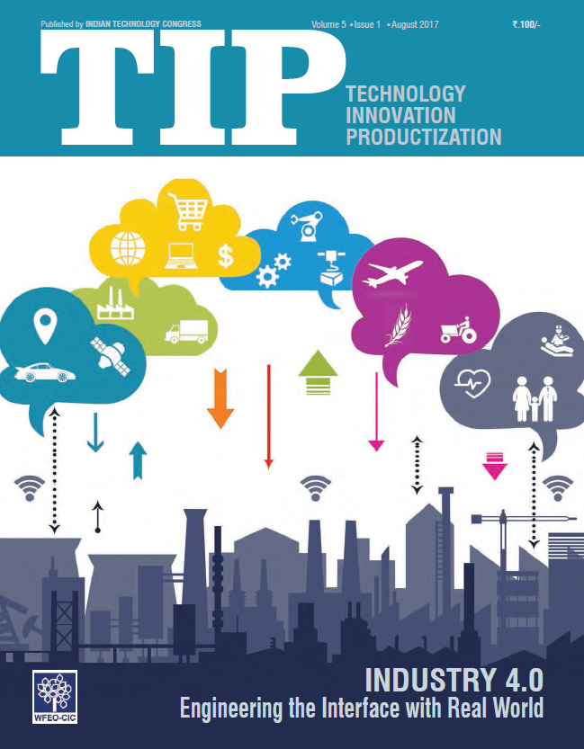 ICT to Industry 4.0 by the WFEO Committee on Information and Communication