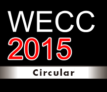 WECC 2015 Second Circular